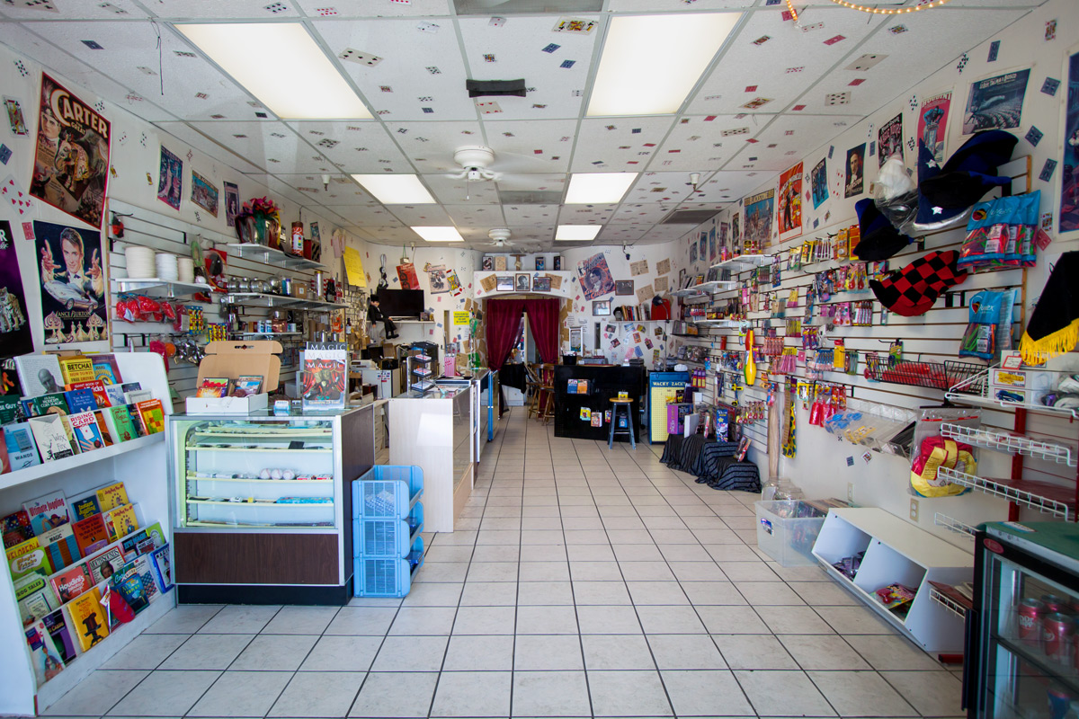 Wacky Zacks Magic Shop - Phoenix AZ