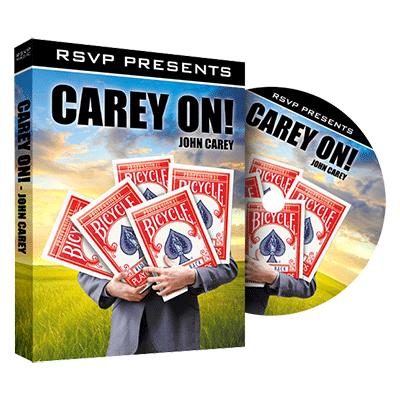 Carey On by John Carey and RSVP Magic